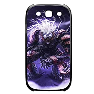 Wukong-003 League of Legends LoL case cover HTC One M8 Plastic Black