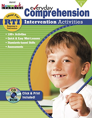 Everyday Intervention Activities for Comprehension Grade 1 thumbnail