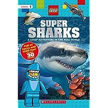 Super Sharks (LEGO Nonfiction)