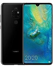 "Huawei Mate 20 Smartphone, 128 GB, 6GB RAM, 6.53"", Leica Triple AI Camera - Black"