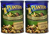Planters Pistachio Lovers Mix, Salted, 18.5 Ounce, 2 Tubs