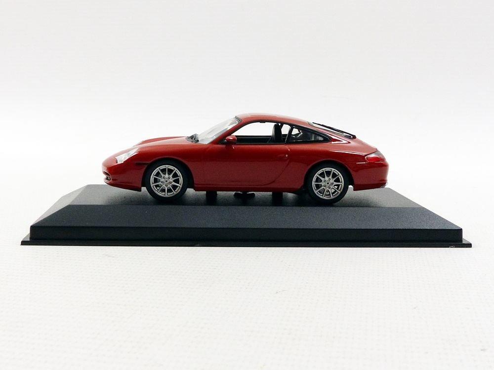 Minichamps 1:43 - Modelo de juguete Maxichamps 2001 Porsche 911 Coupe: Amazon.es: Juguetes y juegos
