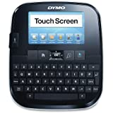 DYMO LabelManager 500TS Full-Colour Touch Screen Label Maker with PC or Mac Connection (1790417)