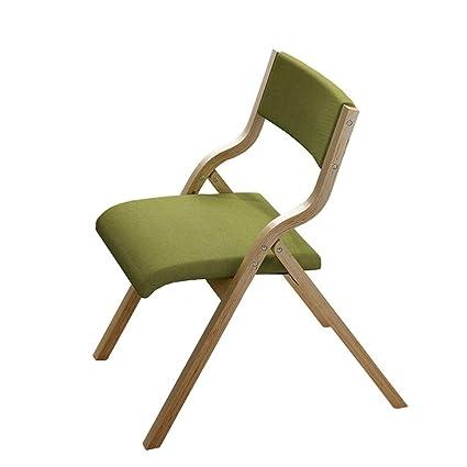LHL -Moda creativa cómoda silla suave, Silla plegable de ...