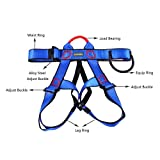 Climbing Harness Safe Seat Belt, UCEC for Fire Rescue, High...