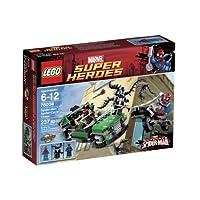 LEGO Super Heroes Spider-Cycle Chase 76004 (descontinuado por el fabricante)