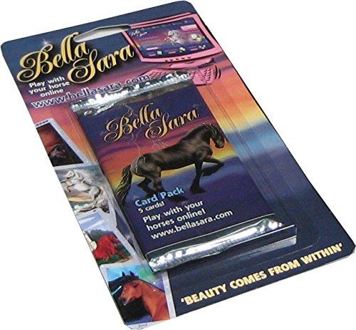 Bella Sara Horses Trading Card Game Series 1 Booster Pack