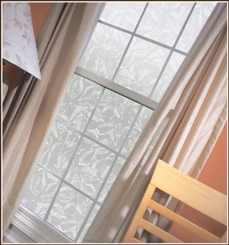 Everleaf Privacy Etched Glass Frosted Decorative Window Film 48 x 96
