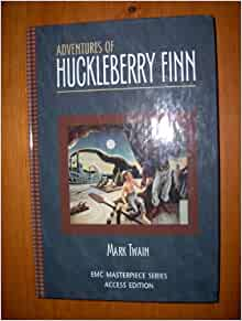 Amazon.com: The Adventures of Huckleberry Finn (EMC ...