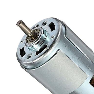 12V Gebürstet Gleichstrommotor Großer Drehmomentmotor für Elektrowerkzeuge