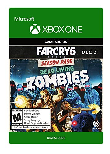 Far Cry 5: Dead Living Zombies DLC - Xbox One [Digital Code]