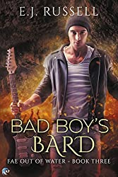 Bad Boy's Bard (Fae Out of Water Book 3)