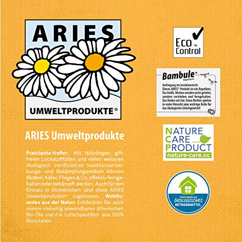 Aries Anti Mott with Neemoel 6.8oz: Amazon.co.uk: Health & Personal Care