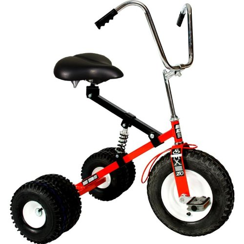 Adult Tricycle (Red) by Dirt King