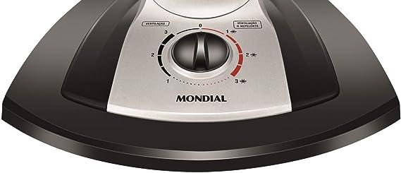 Mondial Ventilador sobremesa VTRP02 Antimosquitos: Mondial: Amazon.es: Hogar