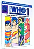 Who's Who in the DC Universe #1 (DC Heroes RPG #260)
