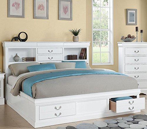 Queen Storage Beds