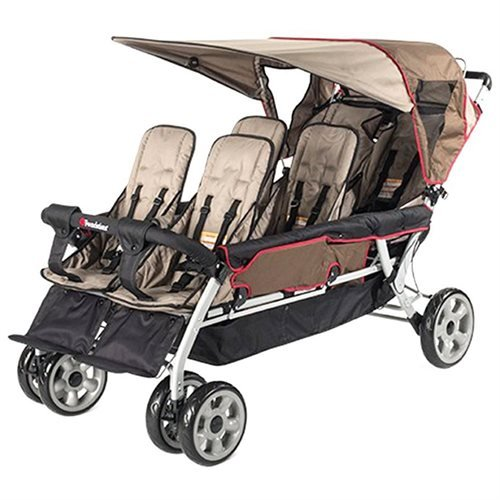 Foundations LX6 6-Passenger Stroller by Foundations (Image #1)