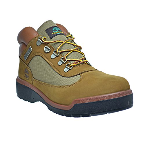 Timberland Field Boot Waterproof - Botas de piel vuelta para hombre multicolor multicolor Sundance Old River Waterbuck