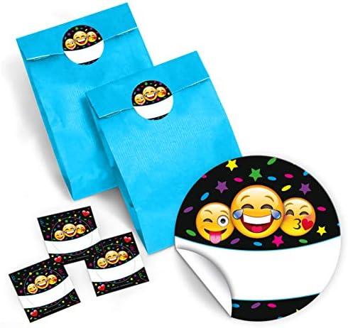 [Gesponsert]JuNa-Experten 12 Einladungskarten Kindergeburtstag Mädchen Jungen Jungs Geburtstagseinladungen Einladungen Geburtstag Kinder Umschlag Tüten Aufkleber Kartenset