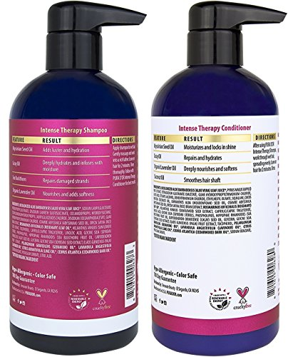 Buy products for over processed hair