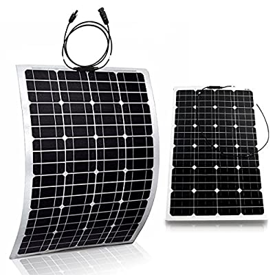 Best Cheap Deal for GENSSI 100W Polycrystalline Photovoltaic PV Solar Panel Module RV Boat from GENSSI - Free 2 Day Shipping Available