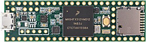 Teensy 3.5 - 120 Mhz Arm Cortex-m4 - Chip Mk64fx512vmd12