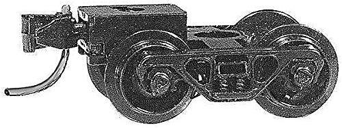 Micro Trains N Roller Bearing Trucks #1032
