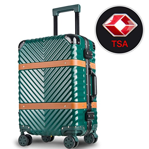 - WELOVE Lightweight Luggage Sets Hardside Spinner Trolley Expandable Luggage Bag for Travel and Business Luggage Set 20