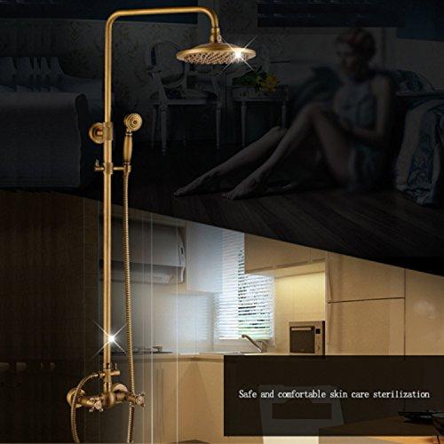 Lightinthebox Shower Faucet Contemporary Waterfall / Rain Shower / Handshower Included Brass Chrome Brass Contemporary Handshower