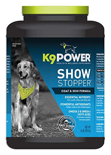 K9-Power Show Stopper Dog