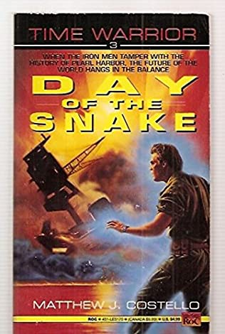 book cover of Day of the Snake