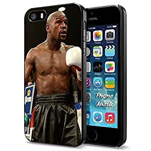 Floyd Mayweather the Champion, Boxing, Boxer, Cool iPhone 6 plus 6 plus Smartphone Case Cover Collector iphone Black