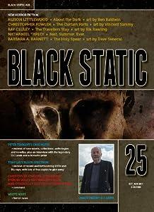 Black Static #25 (Black Static Horror and Dark Fantasy Magazine Book 2011)