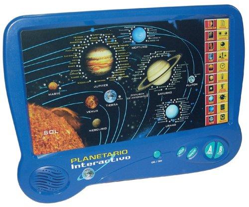 UPC 019071881098, Scientific Interactive Planetarium with Space Gallery (Spanish Version)
