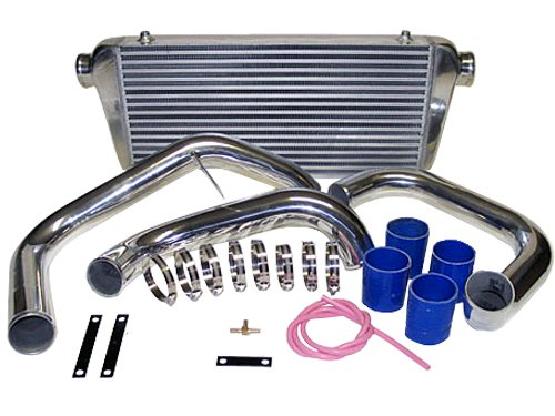 Front Mount Intercooler Kit For R32 R33 R34 GTR CTS With RB20 ()