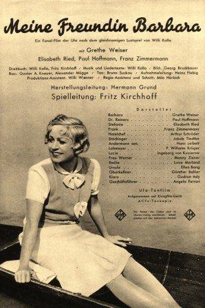 Klaus Barbara - sabio Grethe ... - 30 unidades/40 años ...