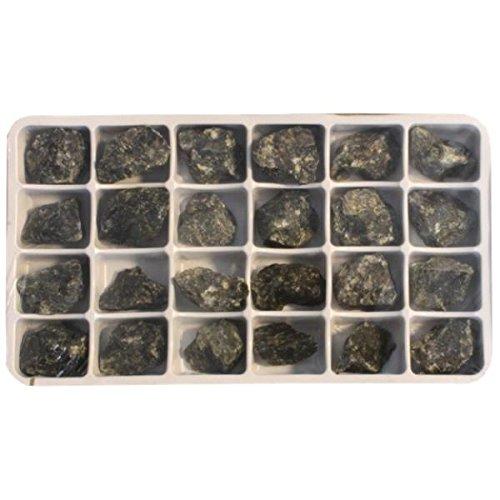 Labradorite brute - Plateau 24 pièces