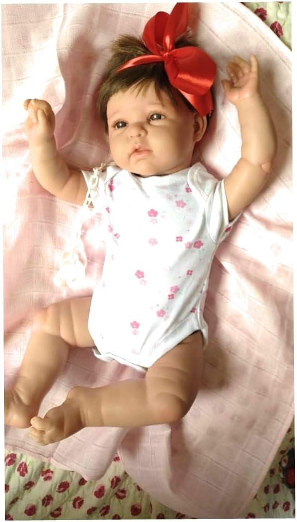 Bebés reborns muñeca Reborn Newborns muñeco Realista muñecas hiperrealistas bebé Reborn reborns Silicona fabricación española Hechas en España muñecas para niñas
