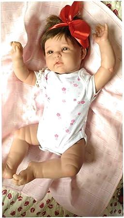 Amazon.es: Bebés reborns muñeca Reborn Newborns muñeco Realista muñecas hiperrealistas bebé Reborn reborns Silicona fabricación española Hechas en España muñecas para niñas: Juguetes y juegos