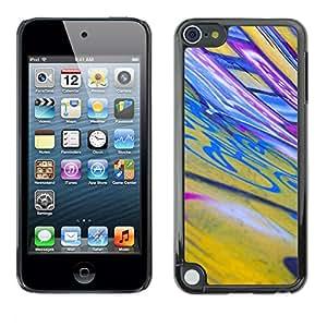 Print Motif Coque de protection Case Cover // V00002248 Graffiti en la pista del patín // Apple ipod Touch 5 5G 5th 6 6G 6th