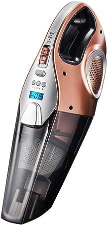 Aspirador del coche, 90W de gran alcance 3500PA succión húmeda / Handheld seco Aspiradoras, fuerte succión ciclónico aspiradora portátil, for aspiradora pelo del animal doméstico / limpieza de coche p: Amazon.es: Hogar