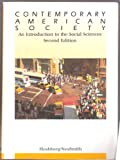 Contemporary American Society 9780314624833