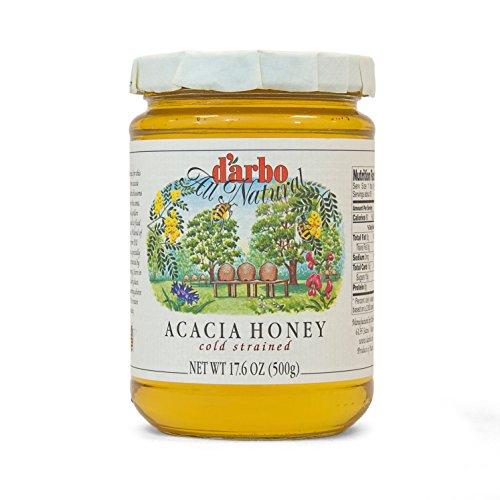 D'Arbo Austrian Acacia Honey, 17.6 Ounce