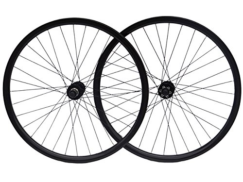 3K Carbon 650B 27.5er Mountain Bike Clincher Wheelset 27.5'' MTB Bicycle Wheel Rim by flyxii