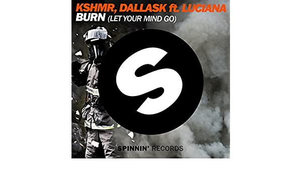 Burn (Let Your Mind Go) [feat. Luciana] de KSHMR & DallasK en ...