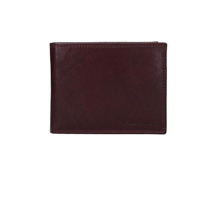 Herrengeldbörse Herren Portemonnaie Brieftasche Pierre Cardin schwarz