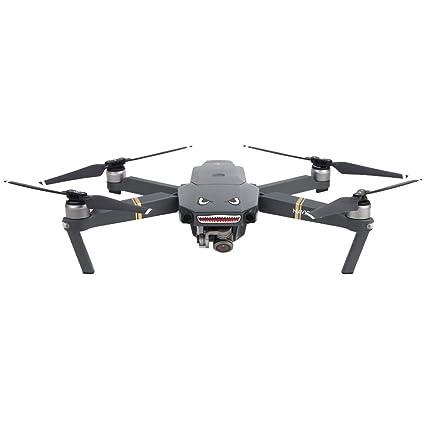 Amazon com: Shark DJI Mavic 2 Pro/Zoom RC Drone Decoration, Decal