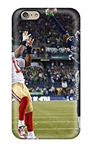 Excellent Iphone 6 Case PC Cover Back Skin Protector Seattleeahawks