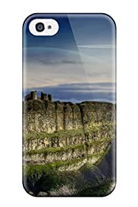 TYH - Best 7910223K21323599 New Arrival Case Cover With Design For Iphone 5c- Dreamy Mountain World phone case